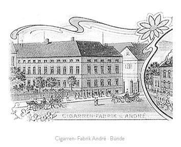 Cigarrenfabrik André 1851